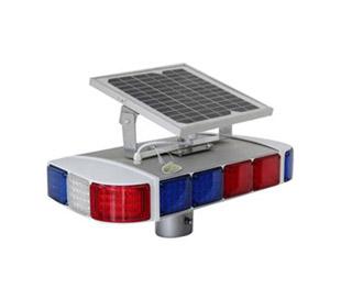 太阳能爆闪灯(4格4方向)