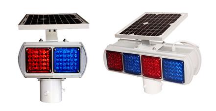 河北客户:晗琨太阳能警示灯价格是贵点,质量还真不错!