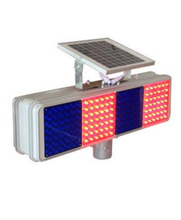 太阳能爆闪灯安装说明