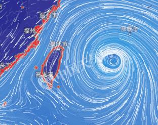"""强台风""""玛莉亚"""",出行需谨慎!"""