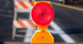 同步路障灯——-高速公路雾天行驶的好帮手!