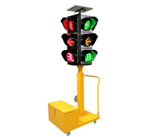 三灯头箭头满屏倒计时红绿灯