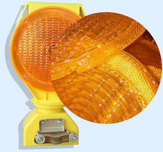 太阳能路障灯