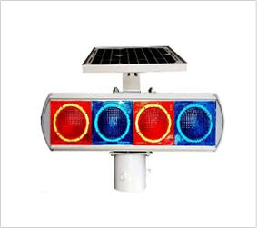 太阳能交通爆闪灯系列