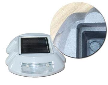 太阳能道钉灯(马蹄形铸铝)